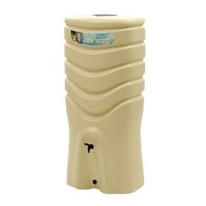 Récupérateur à eau mural 550 L beige