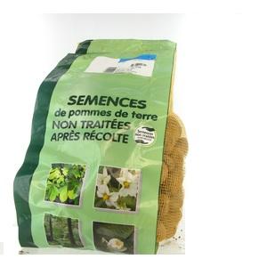 Pommes de terre Amandine calibre 25/32, 5 kg