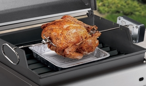 Rôtissoire pour barbecue WEBER Genesis Série 300
