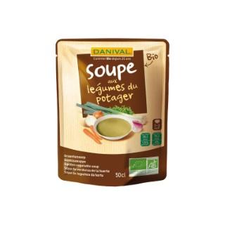 Soupe potagère 50 cl DANIVAL