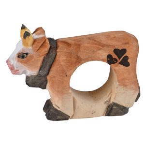 Rond de serviette vache SIBO