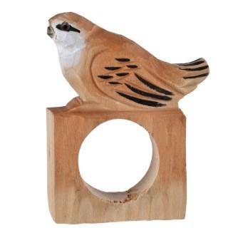 Rond de serviette oiseau SIBO
