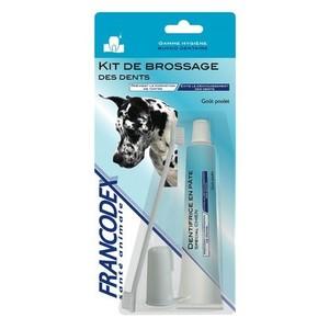 Kit de brossage des dents pour chiens 439728