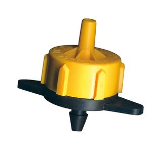Goutteur auto régulant 2 L/h jaune x 25 440433