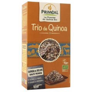 Trio de quinoa 500 g PRIMEAL