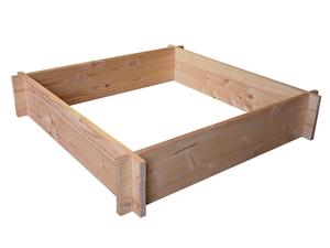 Potager carré 120 cm kit douglas 200 L