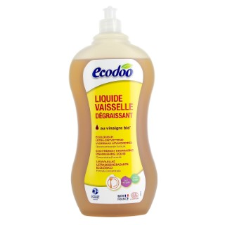 Liquide vaisselle ultra dégraissant ECODOO
