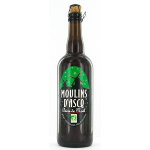 Bière de Noël en bouteille de 75 cl