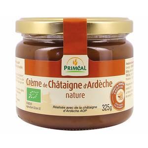 Crème de châtaigne nature 325 g PRIMEAL