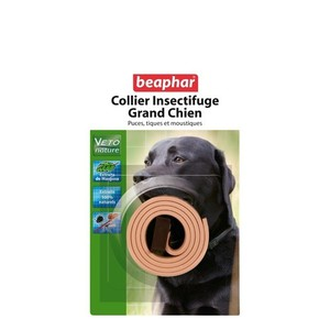 Collier insectifuge grand chien Beaphar