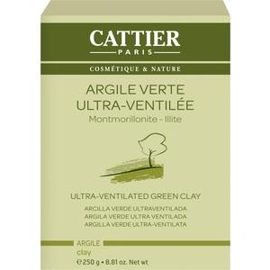 Argile verte ultra ventilée Cattier en format de 250 g 454447