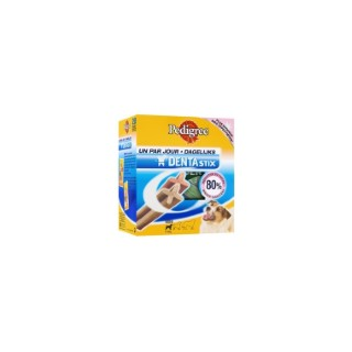Friandise X28 Petit Chien Pedigree Dentastix 440 G 454491