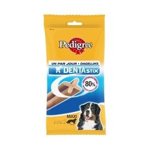 Friandise x7 grand chien Pedigree dentastix 180g 454503