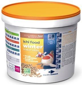 Nourriture poisson de bassin Ichi food winter medium 4 kg