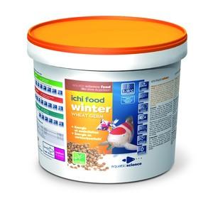 Nourriture poisson de bassin Ichi food winter medium 4 kg 463292