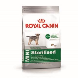 Croquettes Royal Canin Mini sterilised 2 kg 46387