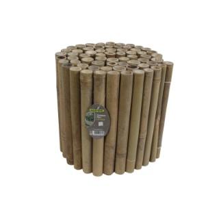 Bordure rouleau en bambou, 200 x 30 cm 464863