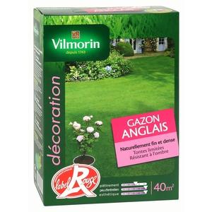 Gazon Anglais Label Rouge 1 kg