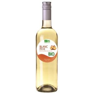 Boisson ar matis e bio base de vin blanc p che sirop for Aperitif maison a base de vin