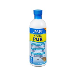 AQUA PUR anti chlore API Rena 473mL 476423