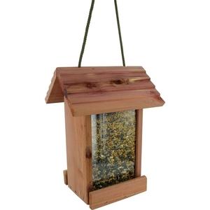 Mangeoire en bois Cedar Deli 477081