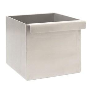 Mug récupérateur carré en inox 0,5 L Le Marquier 478931
