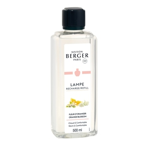 Parfum Fleur d'Oranger pour Lampe Berger 500 ml
