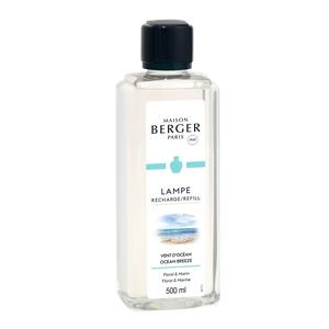 Parfum Vent d'océan   500 ml LAMPES BERGER
