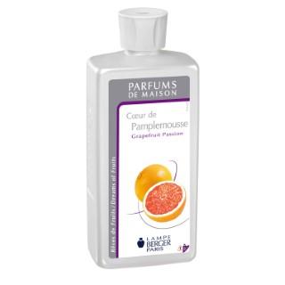 Parfum Cœur pamplemousse   500 ml LAMPES BERGER