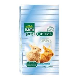 Repas premium jeune lapin et Toy Hamiform 2.5kg 495413