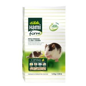 Repas premium rat et souris Hamiform 1.8 kg 495415