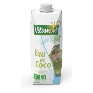 Eau de coco bio VITAMONT