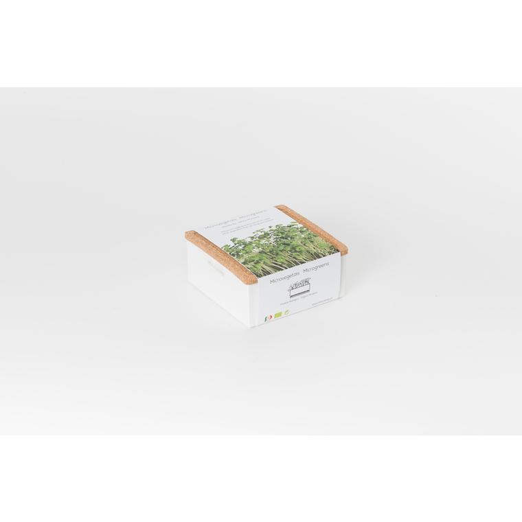 Grow box de moutarde bio 350 g 402436