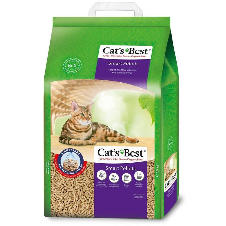 Litière pour chat best smart pellets 10 kg 403995