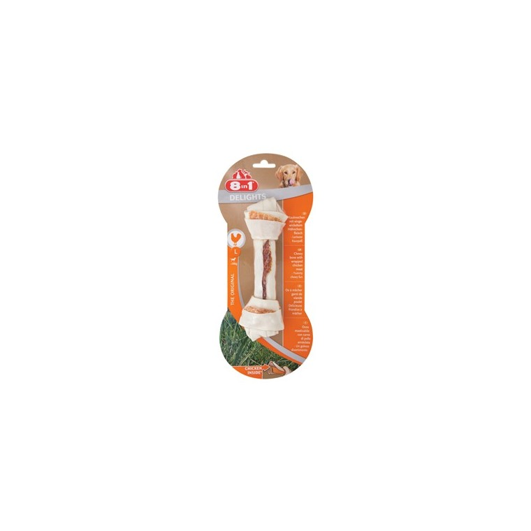Friandise pour chien 8in1 Delights taille L 557493