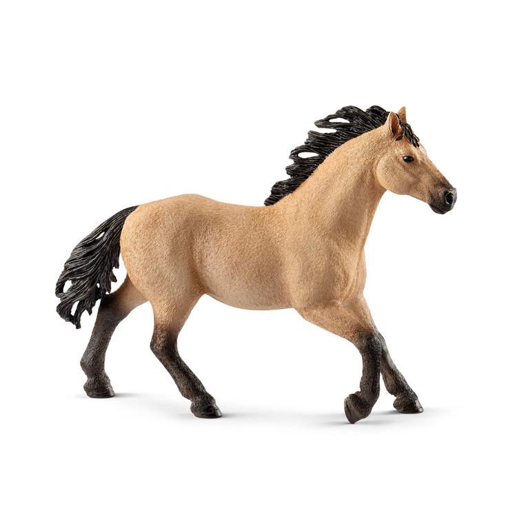 Figurine Etalon Quarter Horse Série Horse club 14,1x3,4x10,6 cm 405823