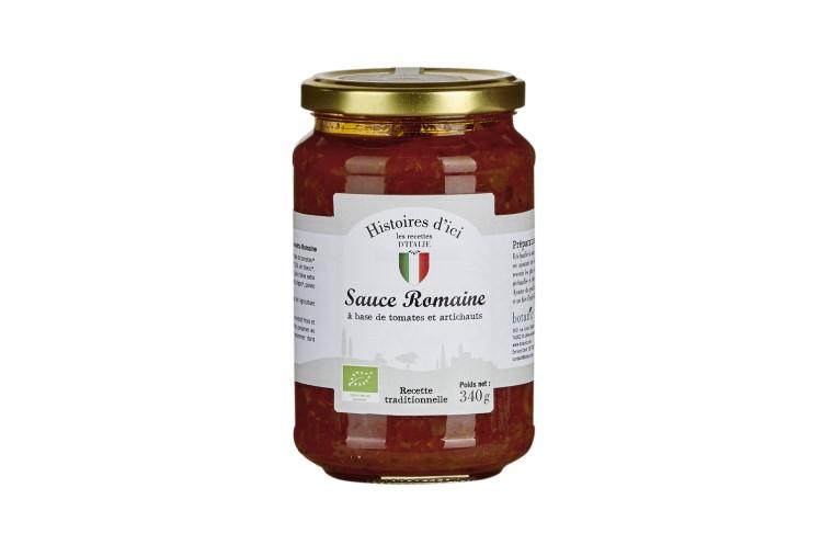 Sauce romaine Bio - 340 g 406436