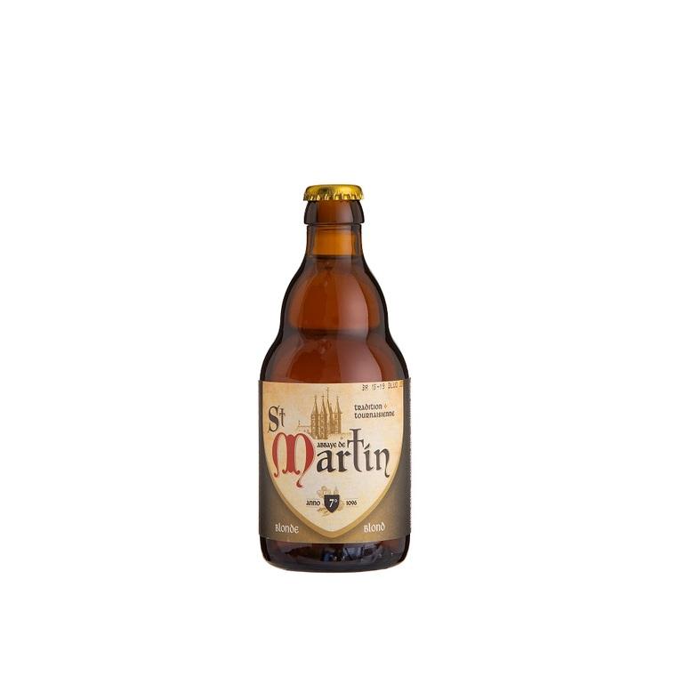 Bière d'Abbaye Bio en bouteille de 33 cl 408368