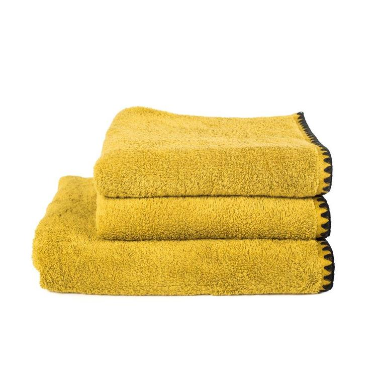 Serviette de bain Issey Absinthe en coton 70x130 cm 408816