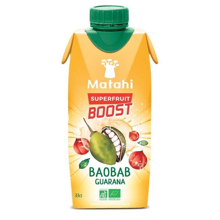 Matahi Boost Baobab en briquette de 33 cl 412947