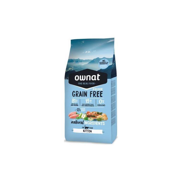 Ownat grain free prime kitten 413881