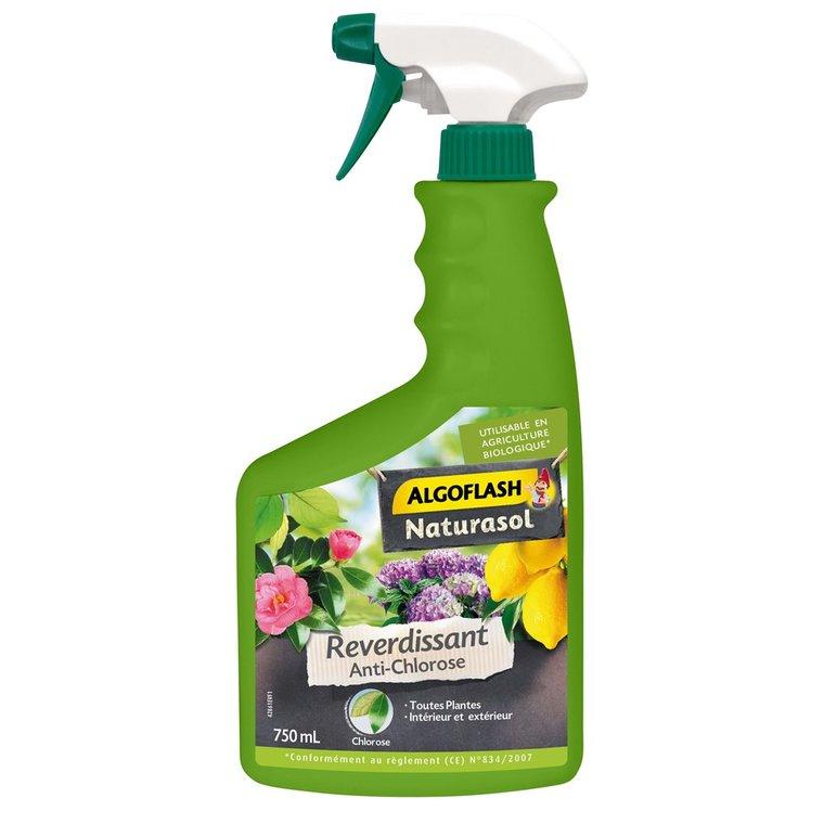 Antichlorose reverdissant en spray de 750 ml 416323