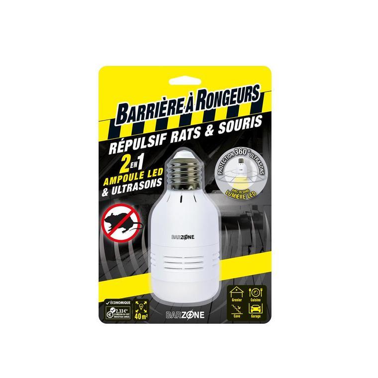 Ampoule led E27 anti rongeurs 13,5 x 7 x 20 cm 416330