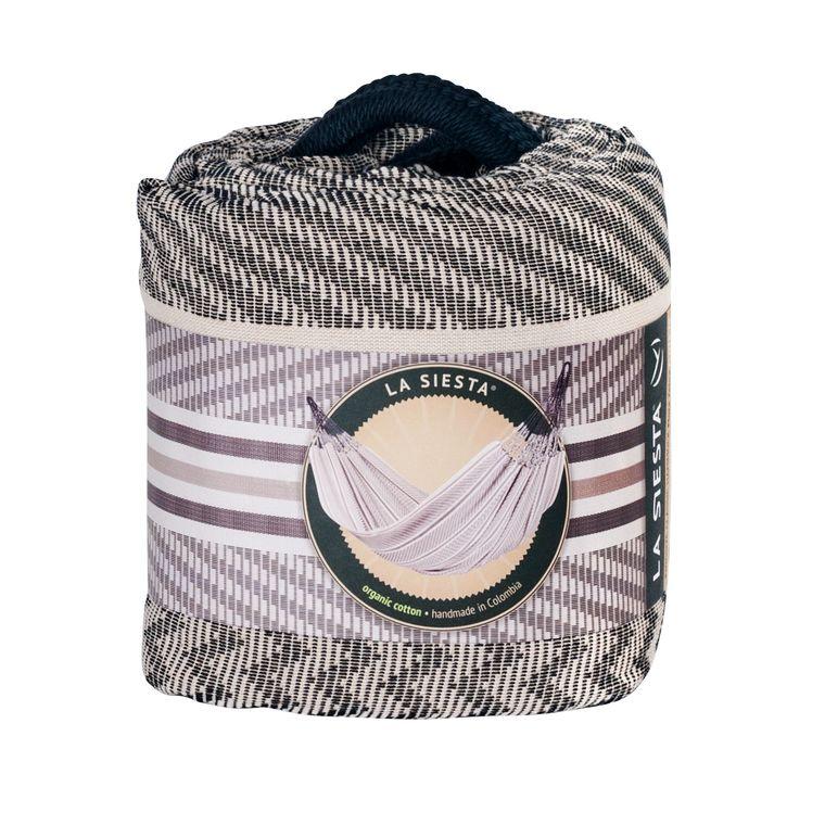 Hamac classique king size en coton flora zebra 417006