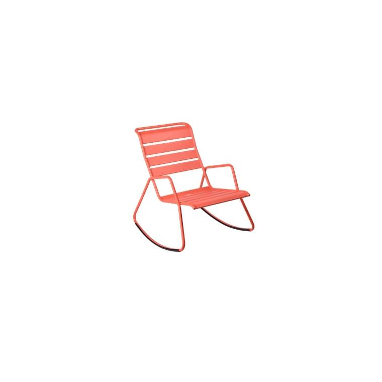 Rocking chair Monceau capucine 417961