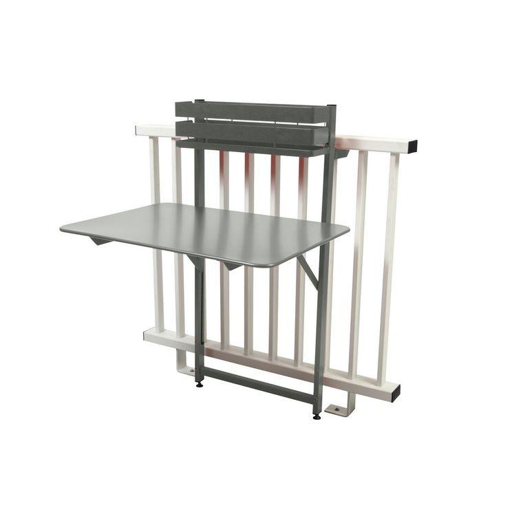 Table balcon pliante Bistro Romarin 418003
