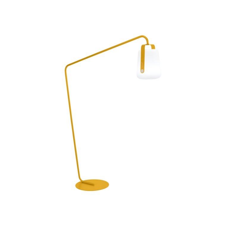 Pied déporté miel pour lampe Balad Fermob Ø 44 x H 190 cm 418126