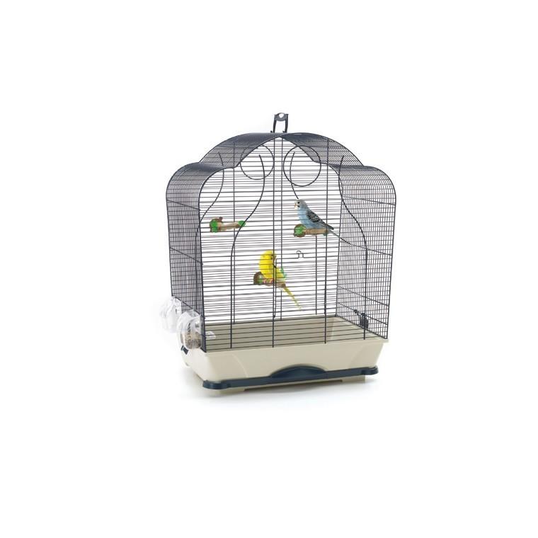 Cage oiseaux Isabelle bleu Savic 425642