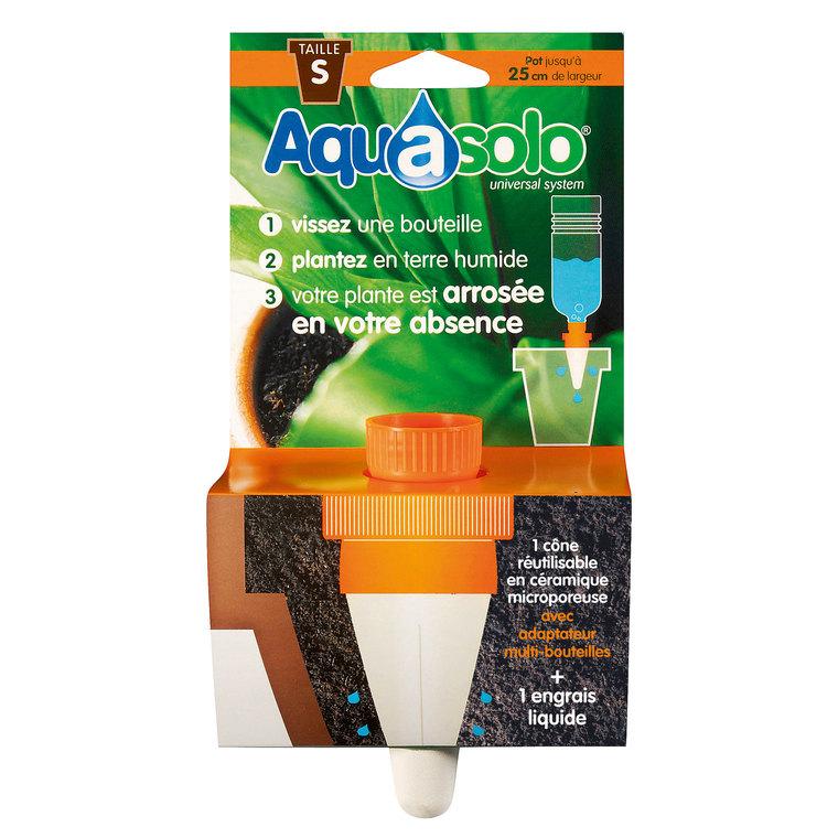 Aquasolo orange small x1 42603