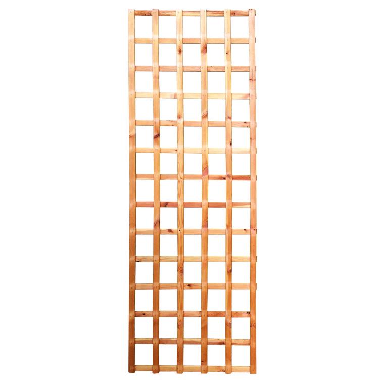 Treillis Mariana mélèze huilé 60 x 180 cm 43084